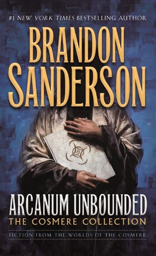 Bol Com Arcanum Unbounded The Cosmere Collection Ebook Brandon