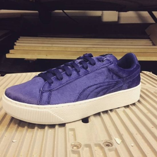Vikky Maat Platform Dames Sneakers Vr 5 Blauw Puma 37 YgH1wqdxH