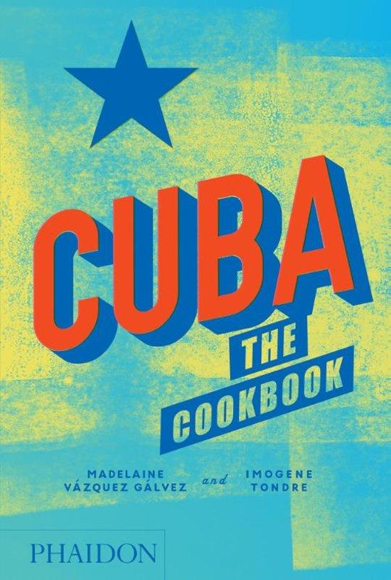 Kookboek: Cuba, the cookbook cover
