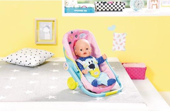 BABY born® Reiswieg