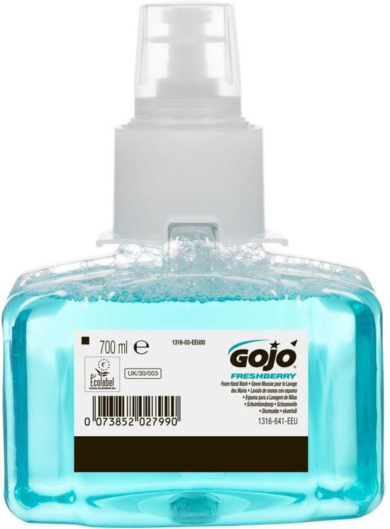 Gojo Purell advanced desinfecterende handgel 700ml