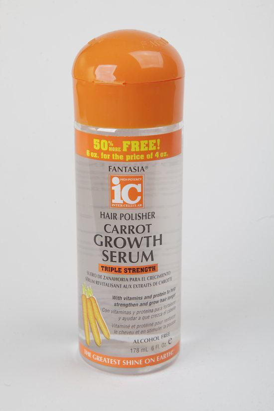 Fantasia Haarcrème Hair Polisher Carrot Growth Serum Triple Strenght