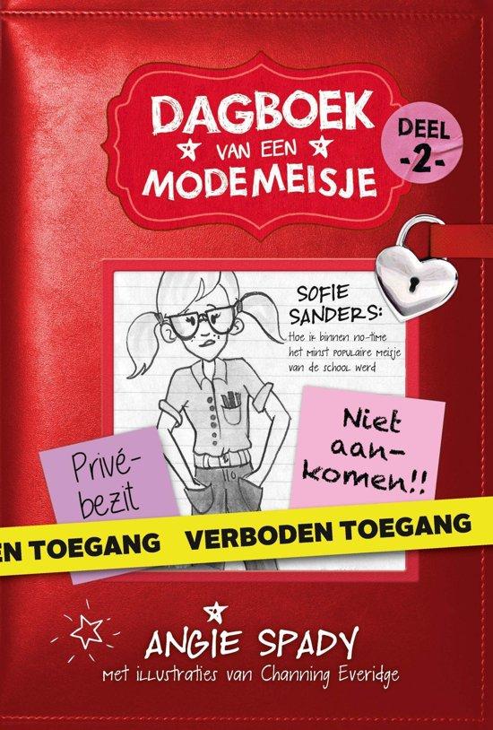 Dagboek van een modemeisje 2 - Sofie Sanders
