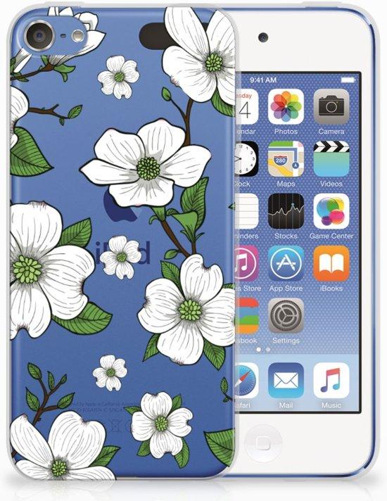 Apple iPod Touch 5 | 6 TPU Hoesje Design Dogwood Flowers