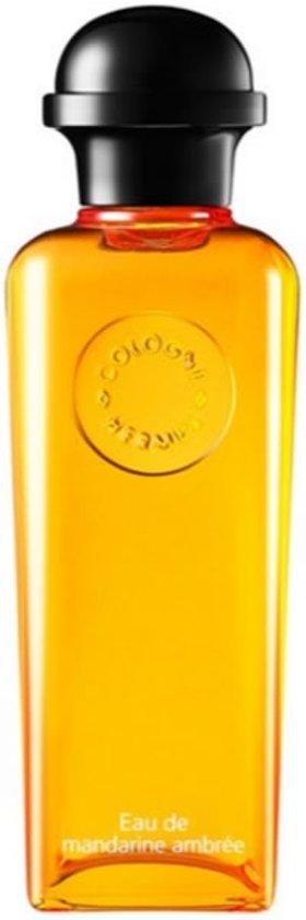 MULTIBUNDEL 2 stuks Hermes Eau De Mandarine Ambree Eau De Cologne Spray 100ml