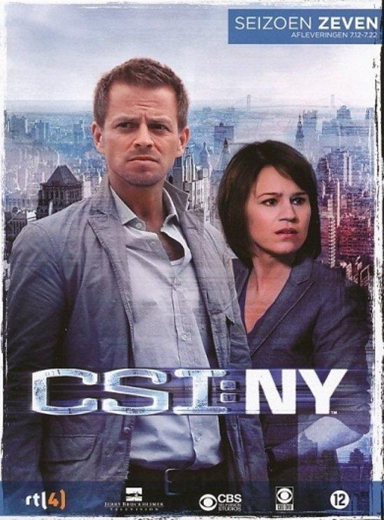 CSI: New York - Seizoen 7 (Deel 2)