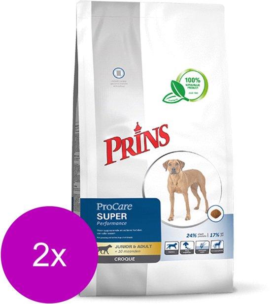 Prins Procare Super Performance - Hondenvoer - 4 kg