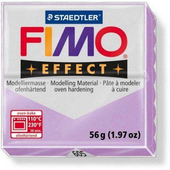 Fimo Effect pastel lila 57 GR 8020-605