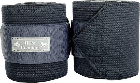 Combi-bandages -Premium- donkerblauw 345 cm