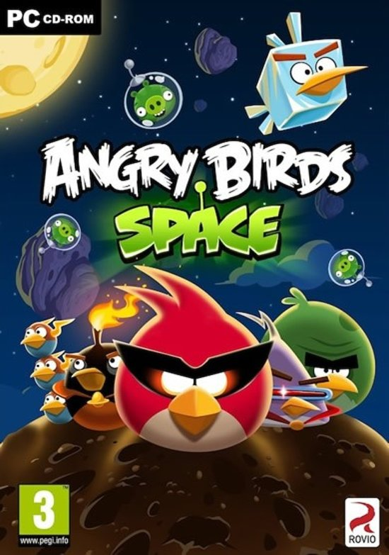 Angry Birds, Space - Windows