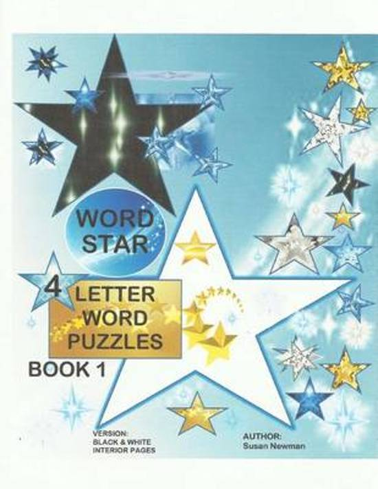 Bol word star 4 letter word puzzles book 1 rev dr susan word star 4 letter word puzzles book 1 expocarfo Images