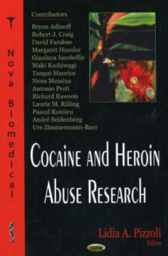 Cocaine & Heroin Abuse Research