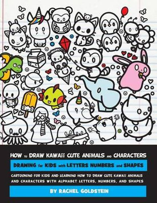 Draw Fun2draw How To Draw Kawaii Cute Animals And Characters Youtube Bolcom How To Draw Kawaii Cute Animals And Characters Rachel