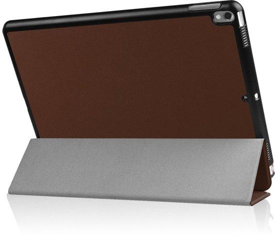 Shop4 - iPad Air (2019) Hoes - Smart Book Case Bruin