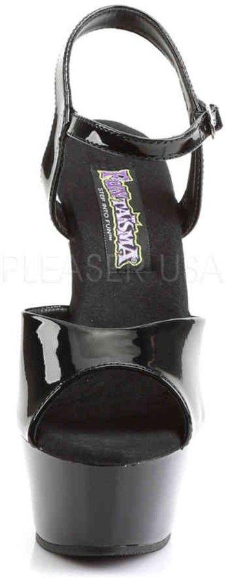 Funtasma Hoge hakken -45 Shoes- JULIET-209 US 14 Zwart 9qsZPJ2e