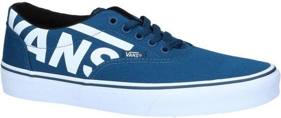 Sneakers Blue Vans white LogoSailor HerenMaat 46big Doheny 5R4j3AL