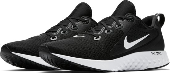 Nike Legend React Sportschoenen Heren BlackWhite
