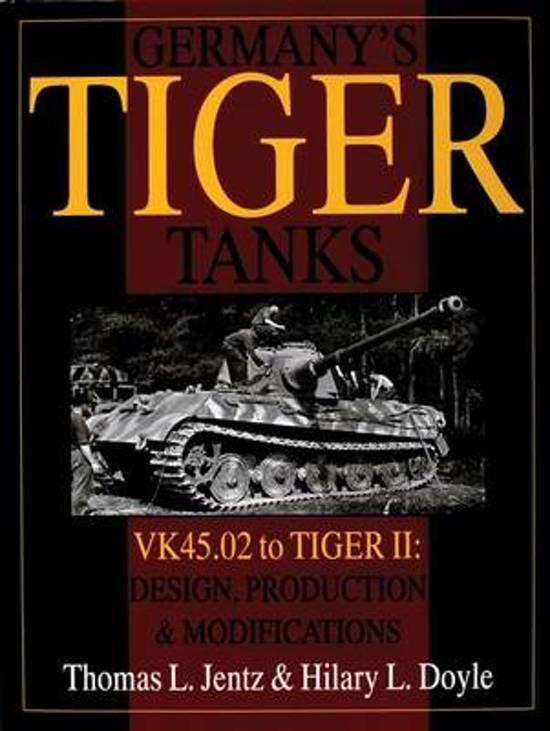 Germany's Tiger Tanks
