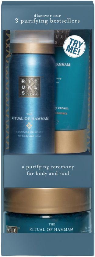 RITUALS The Ritual of Hammam geschenkset - small - try me set