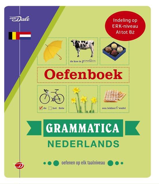 Afbeelding van Van Dale Oefenboek Grammatica Nederlands