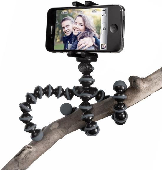 Smartphone tripod voor maken van video | BentheBemelman.com