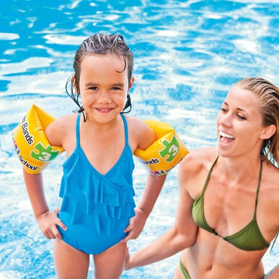 INTEX Pool School Step 3 Zwembandjes - 3 tot 6 jaar