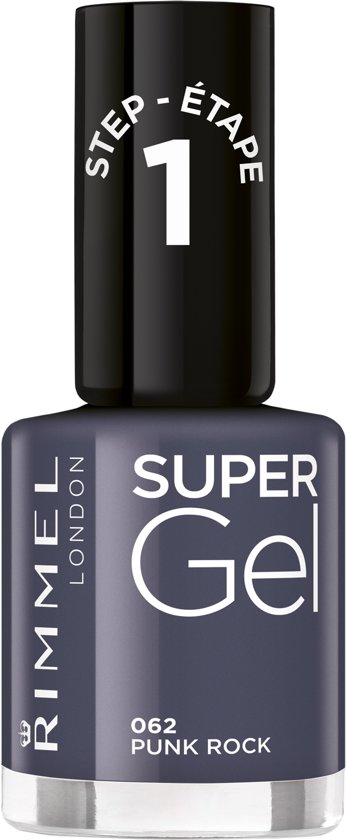 Rimmel London SuperGel Gel Nagellak - 062 Punk Rock