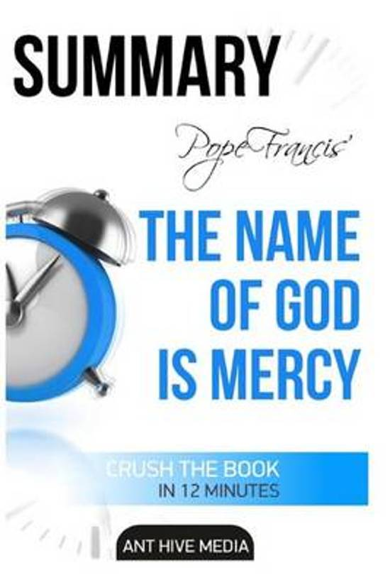 Bol Pope Francis The Name Of God Is Mercy 9781532718205