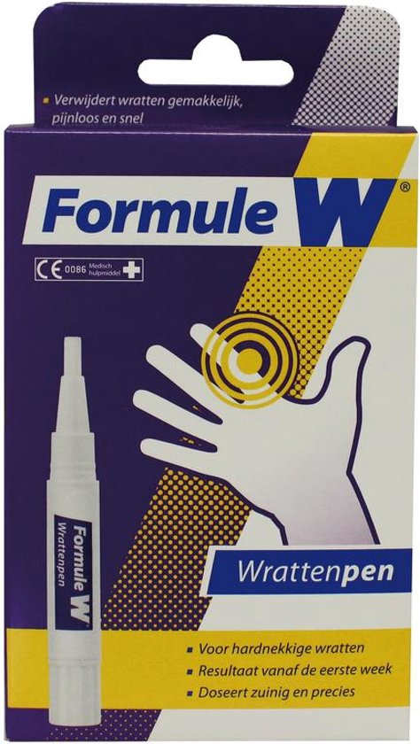 Formule W - 1,5 ml - Wrattenpen