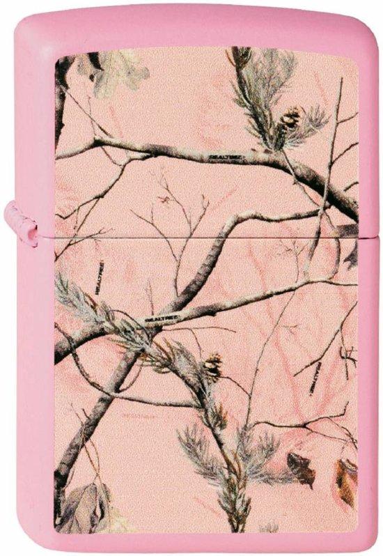 Aansteker Zippo Realtree APC Pink