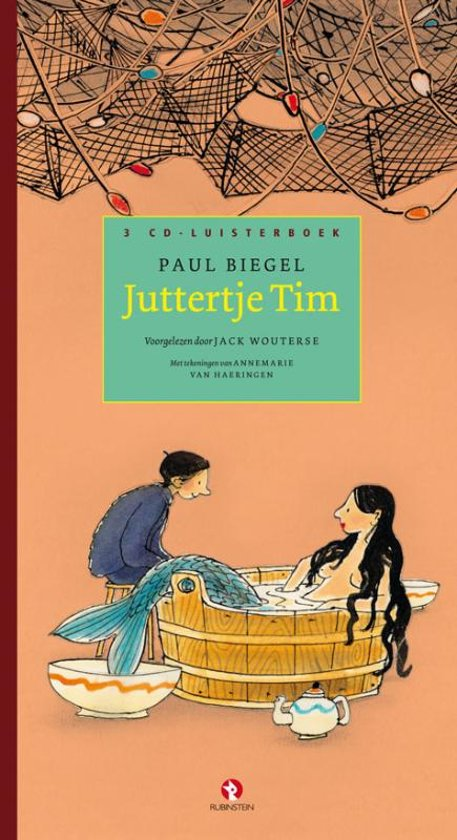 Afbeelding van Juttertje Tim (luisterboek)