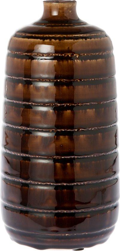 Riverdale Saintes - Vaas - 28cm - bruin