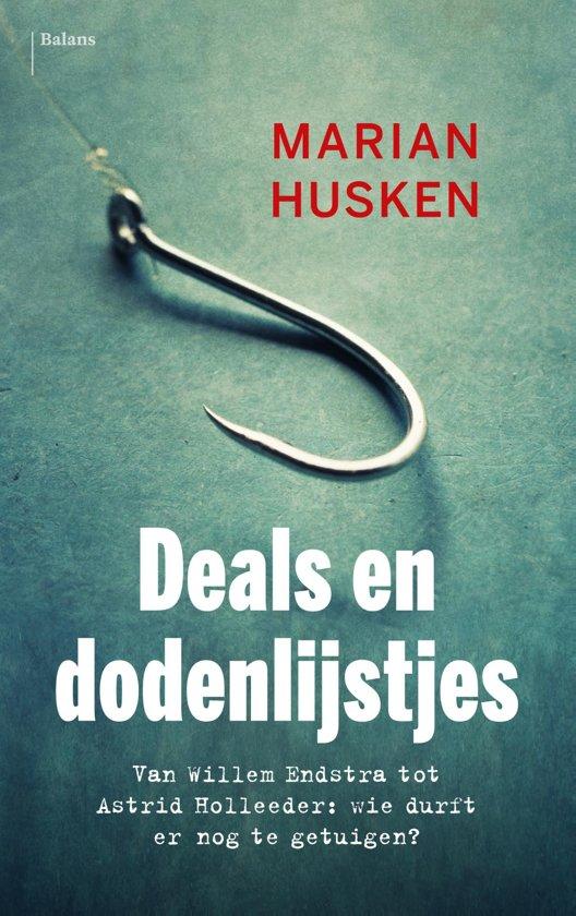 Boek cover Deals en dodenlijstjes van Marian Husken (Onbekend)