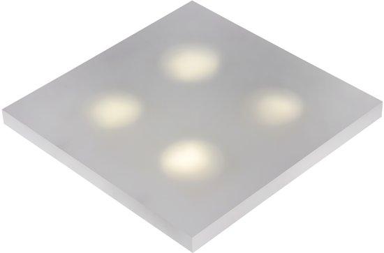 bol.com | Lucide WINX-LED - Wandlamp Badkamer - LED - 4x7W 3000K ...