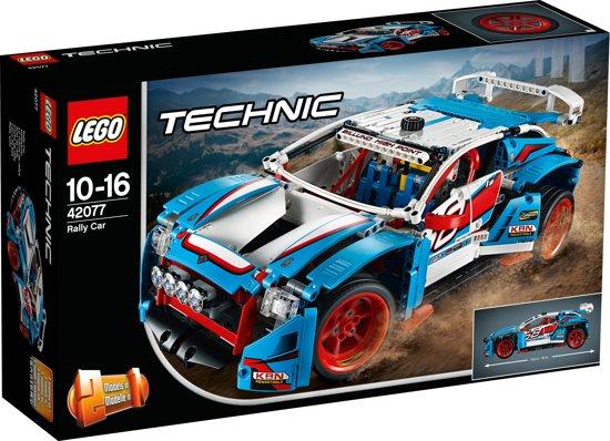 LEGO Technic Rallyauto - 42077
