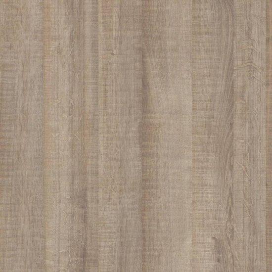 Beuk Bedframe 140x220 cm - Incl. Middenbalk - Donker Grijs Hout -