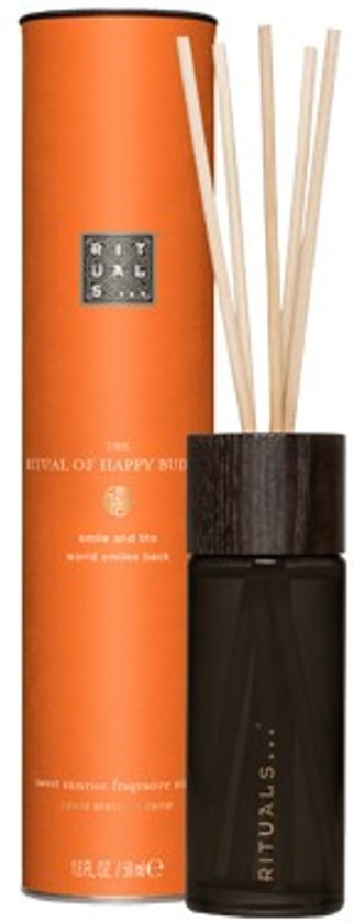 RITUALS The Ritual of Happy Buddha Mini Geurstokjes - 50ml