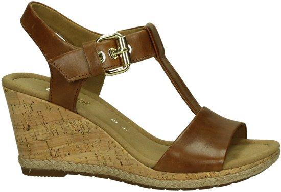   Gabor 62824 Sandalen op sleehak Dames Maat