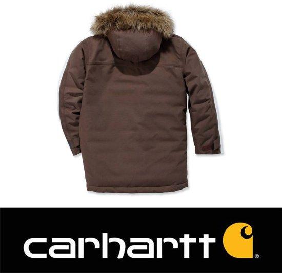 Carhartt Quick Zwart Winterjas Sawtooth Parka Heren Duck AA0wqdr