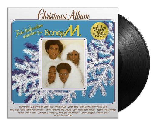 Christmas Album (1981) (LP)