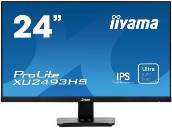 Iiyama ProLite XU2493HS-B1 - Monitor - 24 Inch