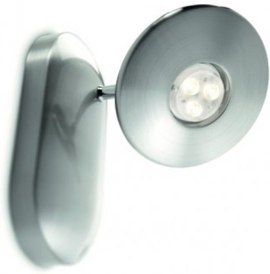 Philips MyLiving 56410/17/16 mat chrome LED