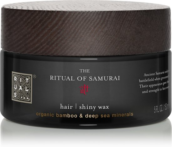 RITUALS The Ritual of Samurai Shiny Hair Wax 150 ml