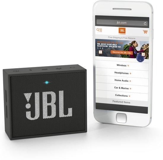 JBL Go Zwart