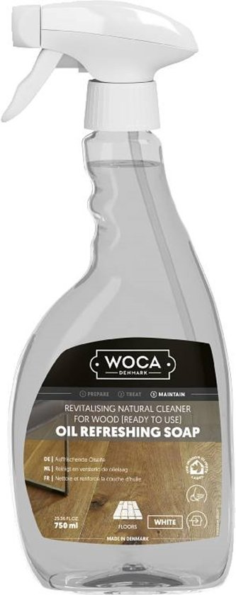 WOCA Olie Conditioner Wit - 750 ml in spray