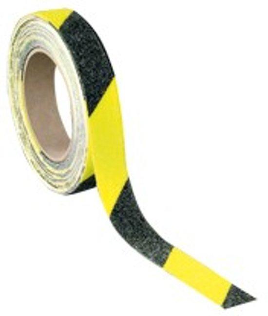 Anti slip waarschuwingsmarkering PERMALIGHT Plus, breedte 25 mm