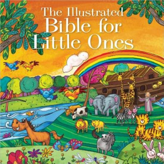 Emerson, Illustrated bible for little ones