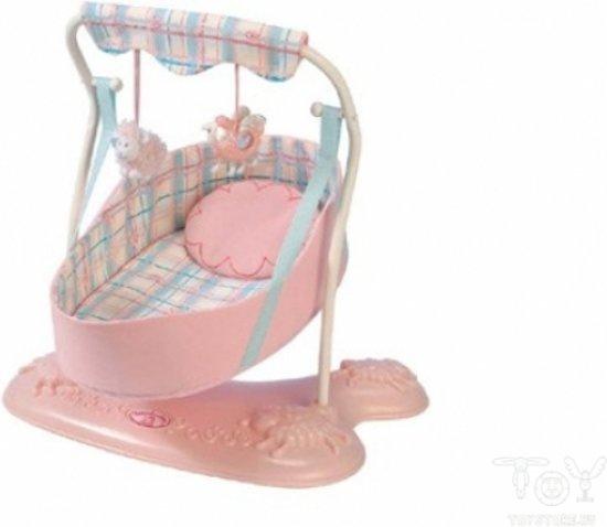 Baby Born Schommel.Bol Com Baby Annabell Schommel Speelgoed