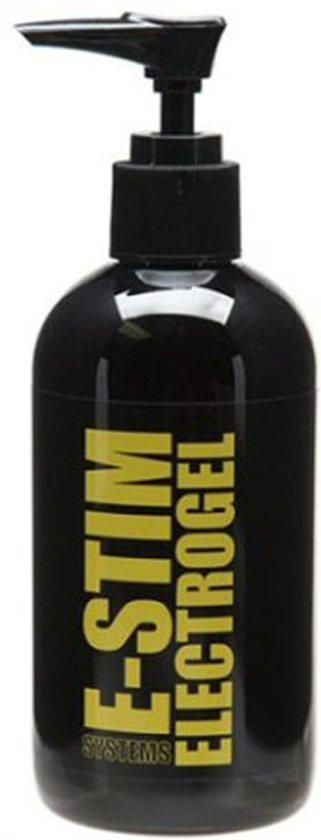 E-stim electrogel 250 ml fles met pomp