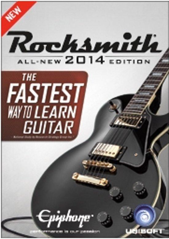 Rocksmith 2014 + Real Tone Kabel  (DVD-Rom)
